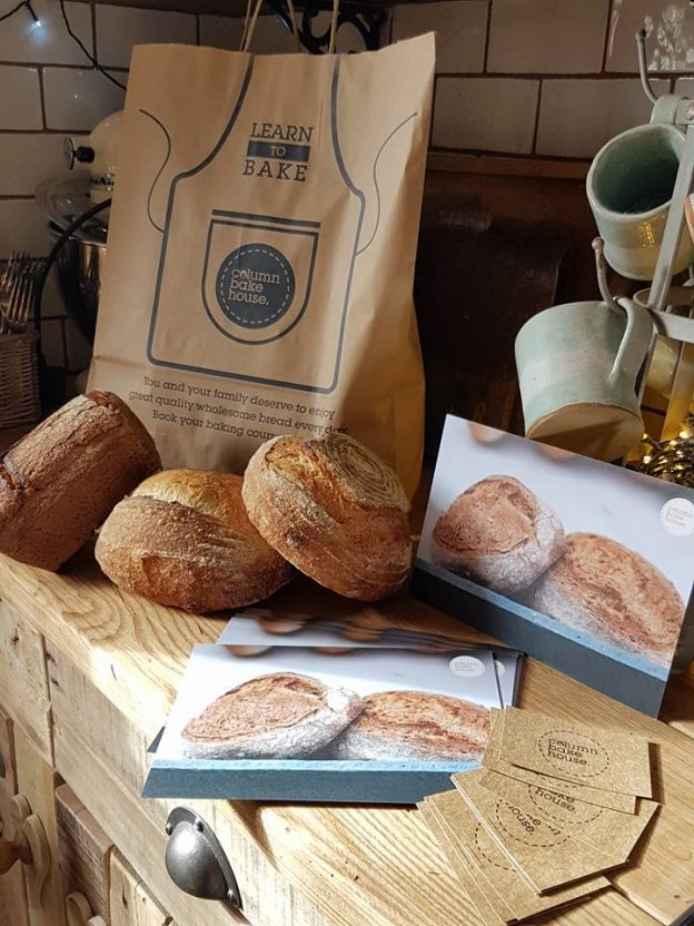 Artisan Bread Making Workshop at Freathy Farmhouse