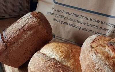 Learn to Bake with Column Bakehouse at Freathy Farmhouse